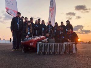 Команда Тольяттинского государственного университета одержала победу на инженерных соревнованиях