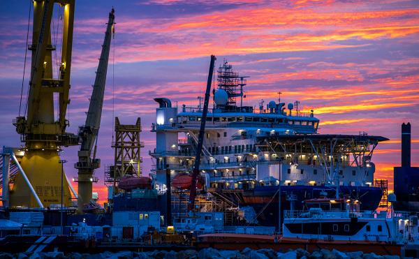 Международные страховщики отказались работать с судами для Nord Stream 2