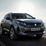 Названы сроки появления в России обновленного кроссовера Peugeot 3008