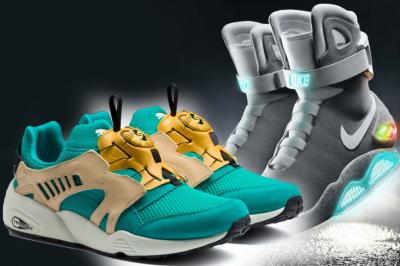 Самые необычные кроссовки. Adidas, Nike, Puma