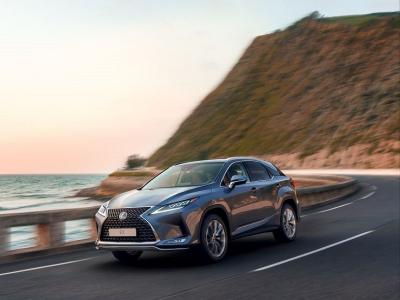 Сколько кроссоверов и внедорожников продал Lexus за свою историю