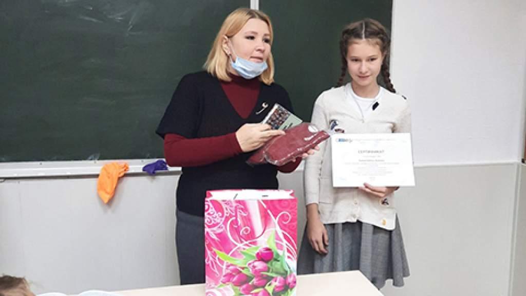 Участники благодарят Русский центр в Милане за творческие конкурсы