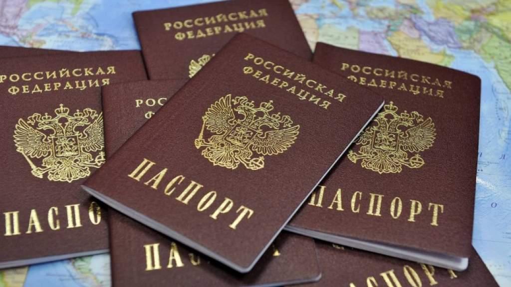 Украина не будет признавать российские паспорта, выданные в Ростовской области и на Кубани