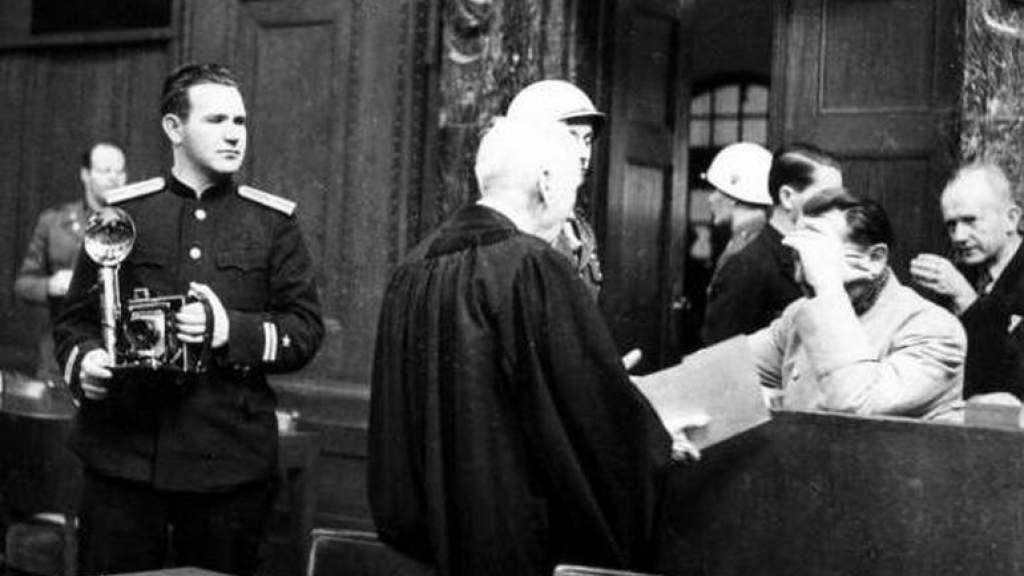 Выставку о Нюрнбергском процессе увидят жители разных стран