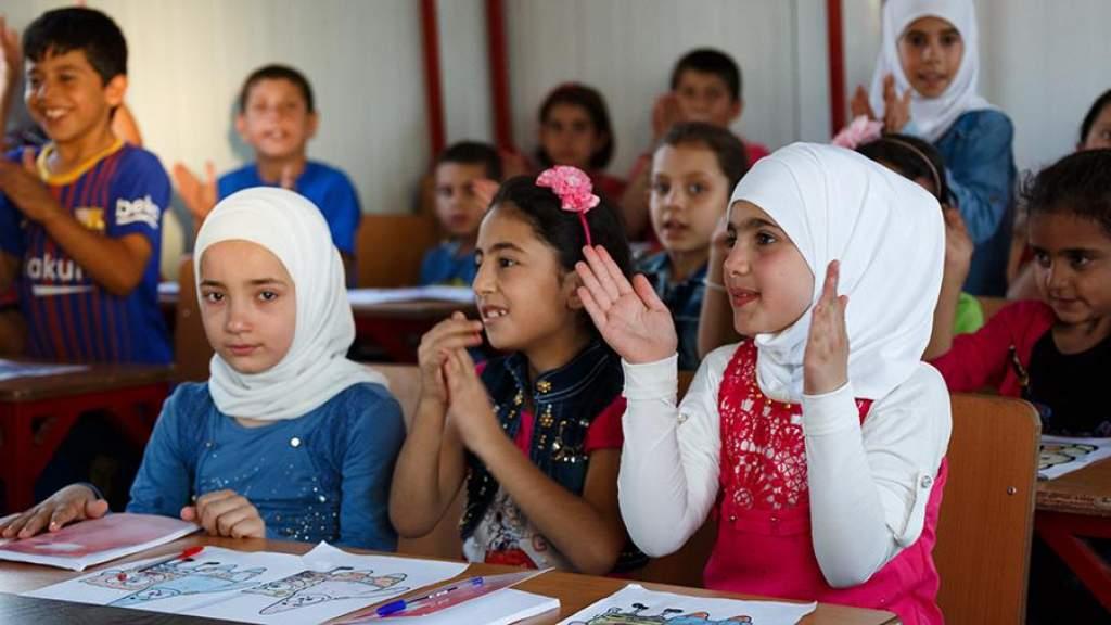 Более 20 тысяч школьников в Сирии изучают русский язык