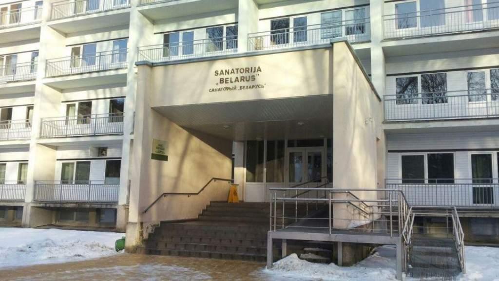 МИД просит Swedbank разрешить использовать счета санатория Belorus для зарплат