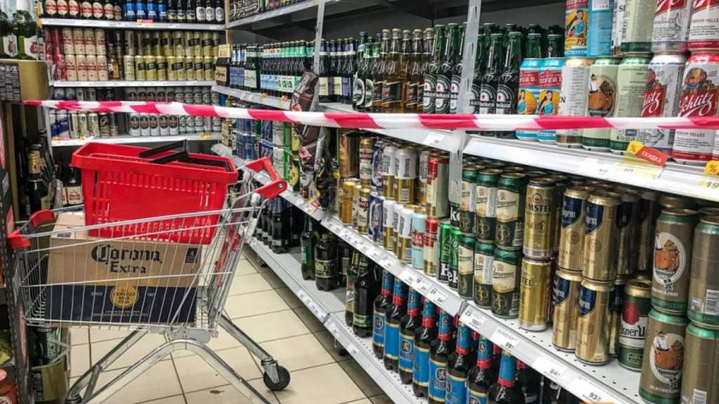 По выходным будет закрыта большая часть магазинов и запрещена торговля алкоголем