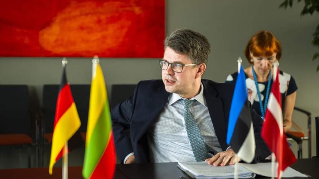 Рейнсалу: Эстония выступает в защиту народа Беларуси