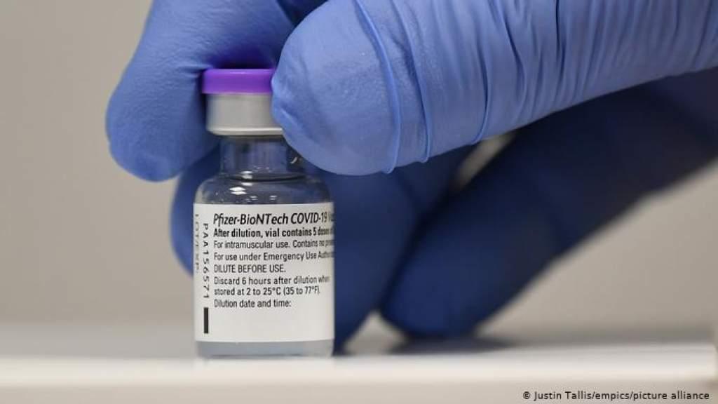 В США с 14 декабря стартует массовая вакцинация от коронавируса