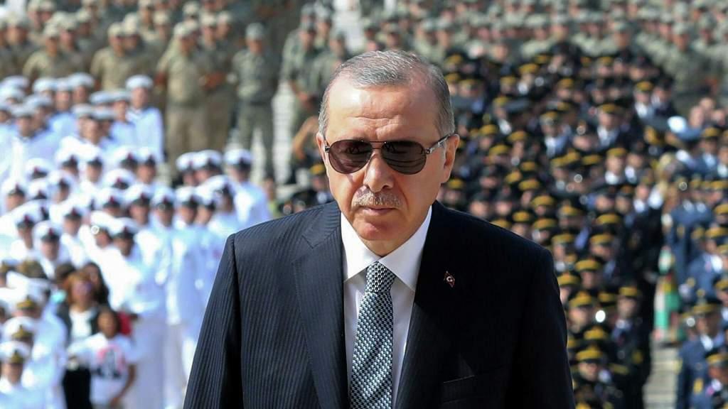 Время расплаты для Эрдогана пришло