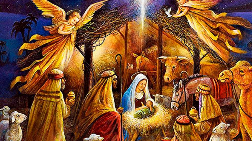Светлого Рождества, дорогие читатели!