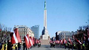 Власти «не заметили» юбилей «Daugavas Vanagi»